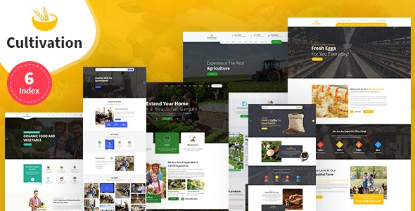 Cultivation PSD Template - Food Retail