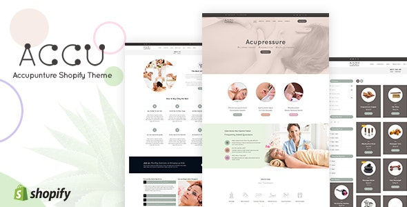Accu | Shopify Medical Store - Health & Beauty Shopify