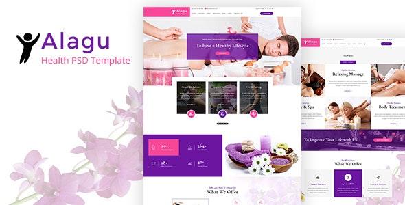 Alagu | Cosmetics, Health Spa PSD - Health & Beauty Retail