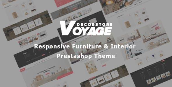 Bos Voyage - Interior Furniture Prestashop Theme 1.7