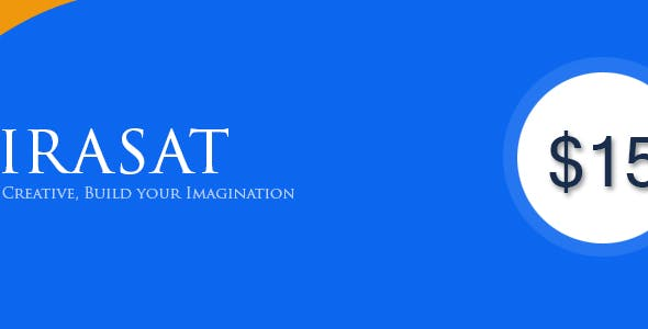 Virasat - Multipurpose OnePage & Multi Page Template