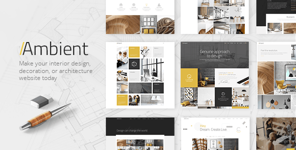 Decoration Templates From Themeforest