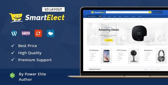 SmartElect - Multipurpose WooCommerce Theme - WooCommerce eCommerce