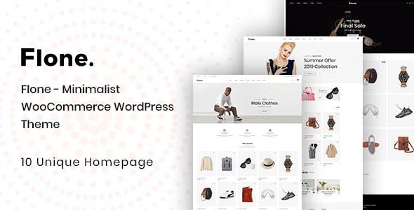 Flone – Minimalist WooCommerce WP Theme nulled theme download