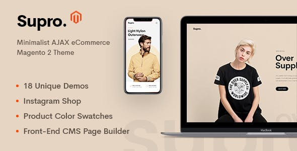 Amely - Clean & Modern Magento 2 Theme - 14