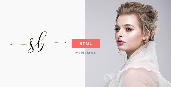SBX - Minimal HTML5 Portfolio Template - Portfolio Creative