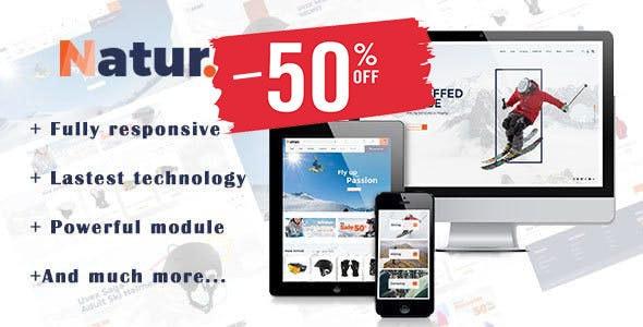Leo Natur - Sport Gears & Fashion Prestashop Theme - Fashion PrestaShop