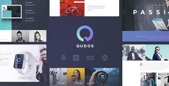 Qudos - Portfolio & Agency - Portfolio Creative
