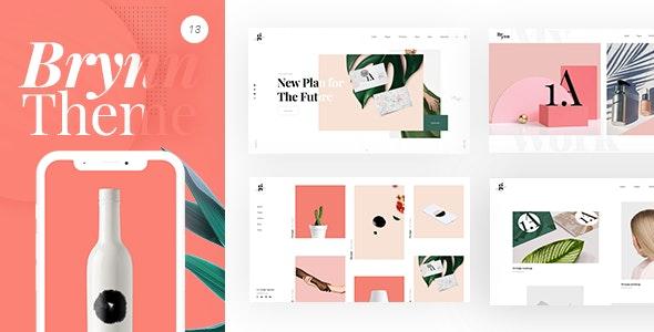Brynn - Creative Portfolio Theme - Portfolio Creative