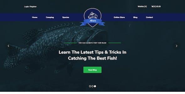 Alvaro – Hobby Multipurpose WordPress Theme