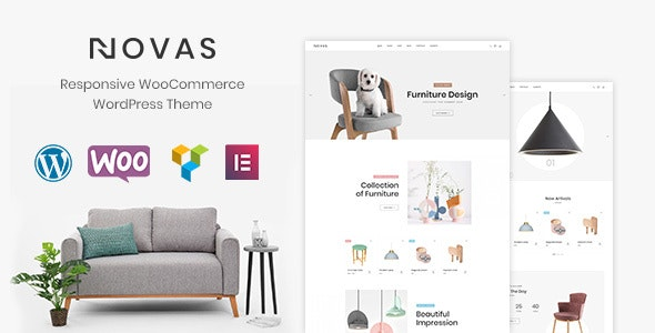 Furniture Store and Handmade Shop WooCommerce WordPress Theme - WooCommerce eCommerce