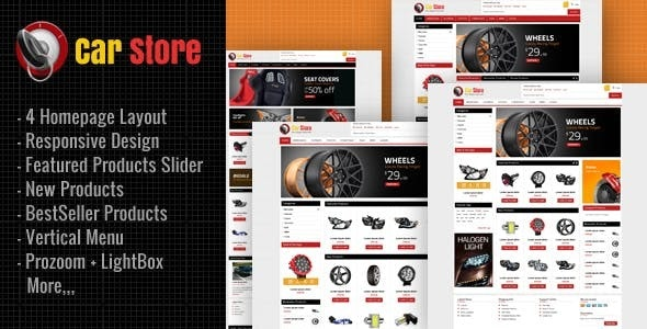 Accessories Car Magento 1 & 2 Theme by Plaza-Themes | ThemeForest