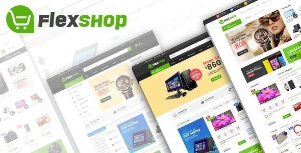 Flexshop - Multipurpose Responsive Magento 2 Theme - Technology Magento