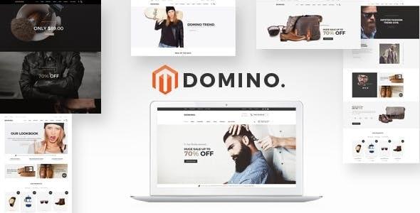 Domino - Fashion Responsive Magento 2 Theme - Fashion Magento