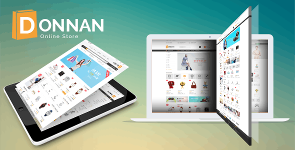 Donnan - Mega Store Responsive Opencart Theme - Shopping OpenCart