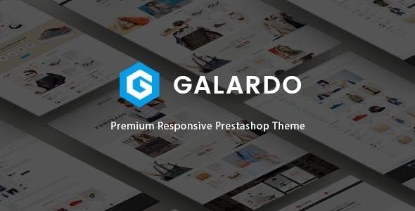 Galardo - Responsive Fashion Prestashop Theme - Fashion PrestaShop