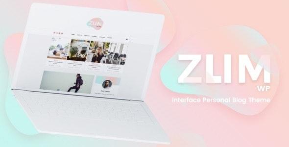 ZUM - Personal Blog WordPress Theme - Personal Blog / Magazine