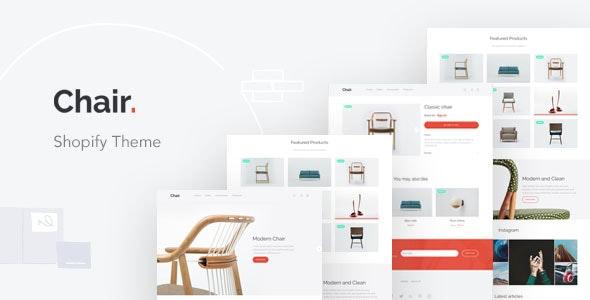 Chair - Responsive Shopify Theme - Shopping Shopify