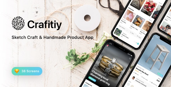 Crafitiy - Sketch Craft & Handmade Product App - Sketch Templates