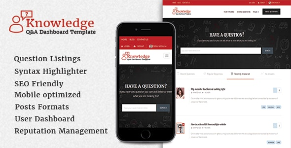 InfoCenter - Knowledge Base and Q/A WordPress Theme by