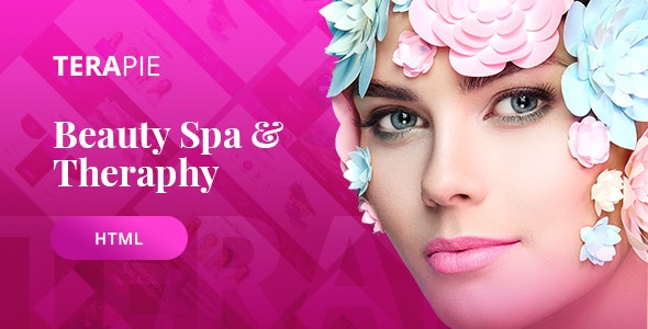 TERAPIE - Spa & Theraphy HTML Template - Site Templates