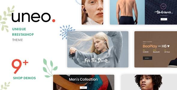The Uneo - Fashion Store - Fashion PrestaShop
