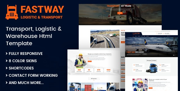 Fastway Transport & Logistic - Business Corporate