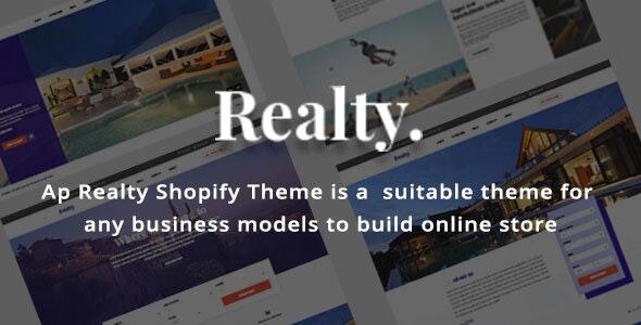 Ap Realty Shopify Theme - Miscellaneous Shopify