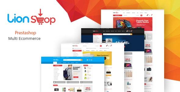 Lion - Responsive WooCommerce WordPress Theme - WooCommerce eCommerce