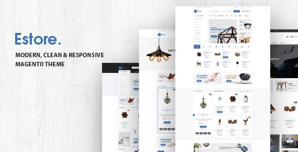 Estore - Modern Clean WooCommerce WordPress Theme - WooCommerce eCommerce