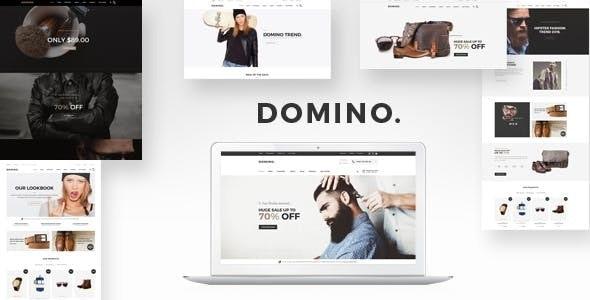 Domino - Fashion Responsive WordPress Theme - WooCommerce eCommerce