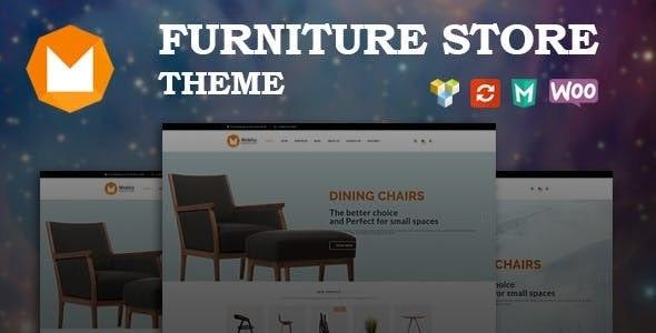 Mobilia - Furniture WooCommerce WordPress Theme - WooCommerce eCommerce