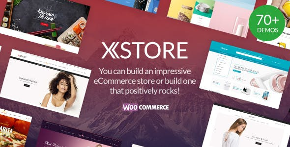 XStore | Responsive Multi-Purpose WooCommerce WordPress Theme