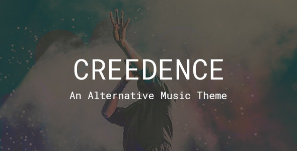 Creedence - Music Band, Singer & Producer Theme - Music and Bands Entertainment