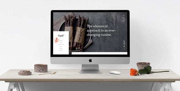Berghoef - Contemporary WordPress Theme - Restaurants & Cafes Entertainment