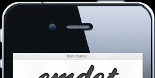 Emdot - Mobile Website & Template Pack