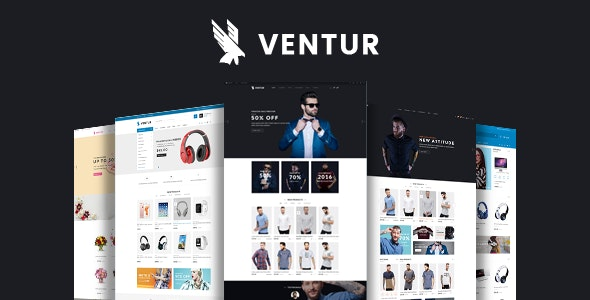 Ventur - Fashion OpenCart Theme (Included Color Swatches) - Fashion OpenCart