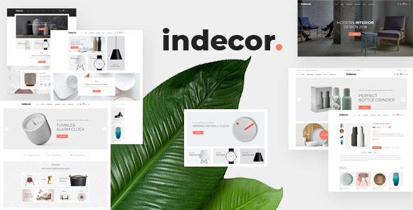 Indecor - Clean & Minimal Opencart Theme - Miscellaneous OpenCart