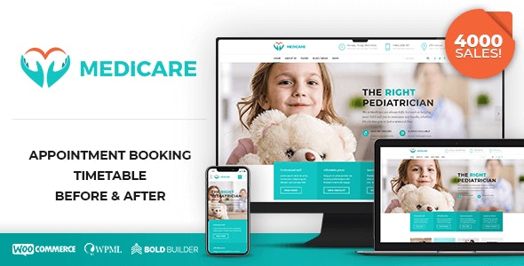 Medicare - Doctor, Medical & Healthcare - Corporate WordPress