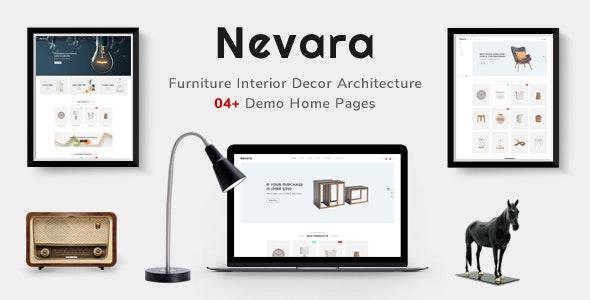 Nevara - Responsive Furniture & Interior Magento 2 Theme - Shopping Magento
