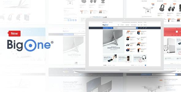Bigone - Responsive Opencart 2.3 & 3.x Theme - Technology OpenCart