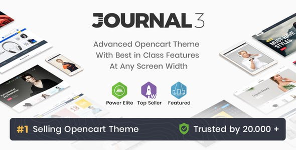 2019's Newest eCommerce Themes from ThemeForest