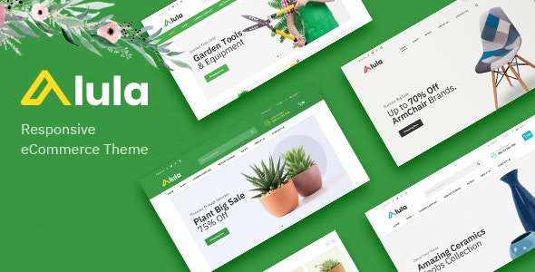 Alula  - Multipurpose OpenCart Theme (Included Color Swatches) - Health & Beauty OpenCart