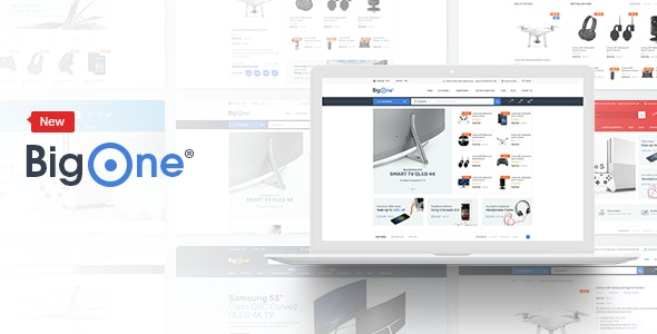 Bigone - Responsive Prestashop Theme - Technology PrestaShop