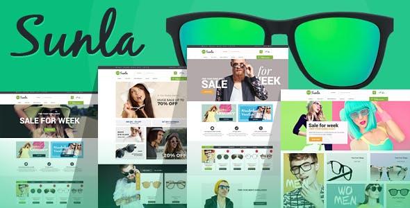 1af64ca03531 Sunla - Sunglasses Responsive Opencart Theme - Fashion OpenCart