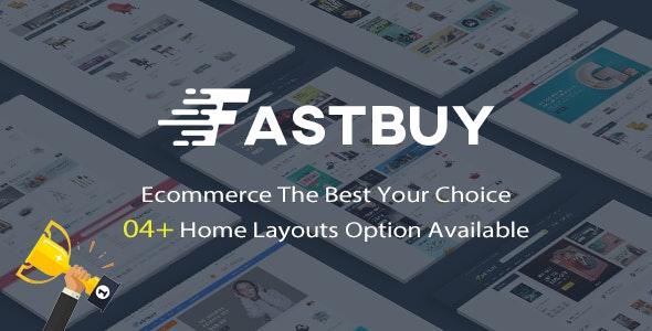 FastBuy - Mega Shop Responsive Prestashop 1.7 Theme - Shopping PrestaShop