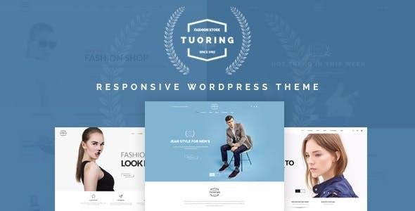 Tuoring - Multipurpose Responsive Prestashop Theme - Fashion PrestaShop