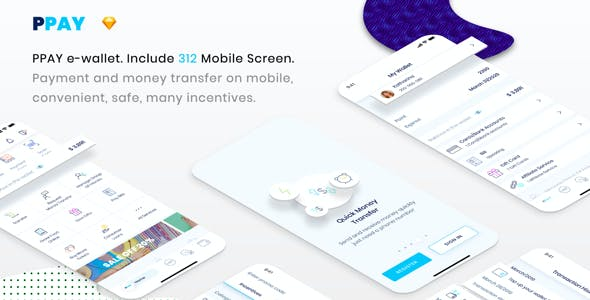 PPAY - Wallet Mobile App