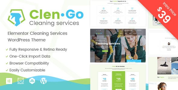 Cleaning Service Free Download | Envato Nulled Script | Themeforest