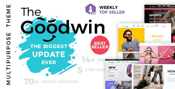Goodwin - Ultimate Responsive Shopify Theme - Fashion Shopify